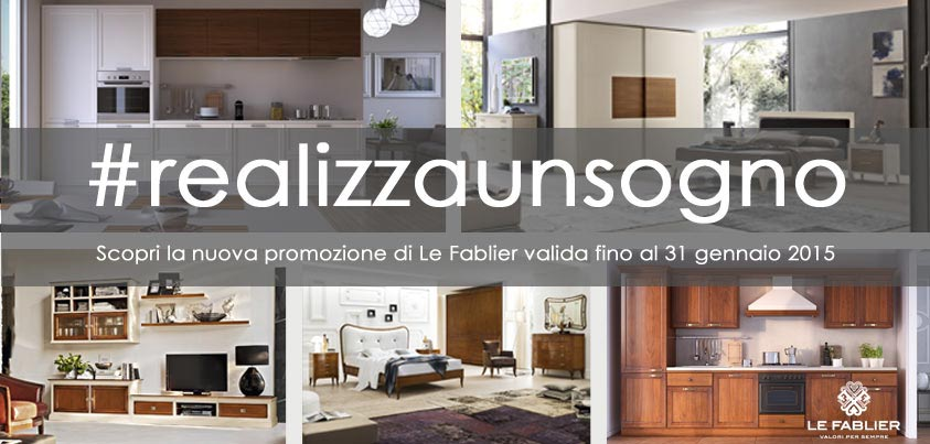 Le fablier 2014 2015 supermobili supermobiliroma for Outlet le fablier