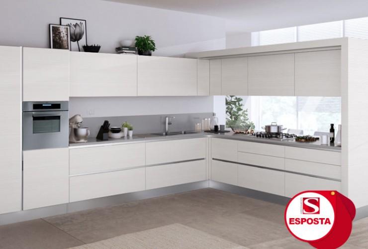 Supermobili Acilia presenta la cucina Scenery  Supermobiliroma