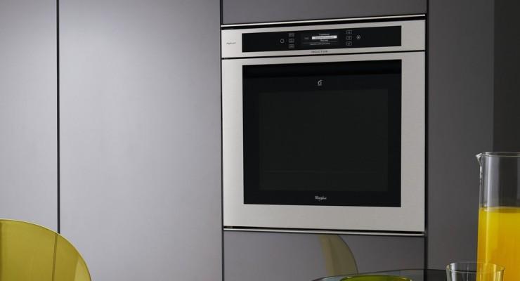 Il nuovo forno ad induzione whirlpool supermobiliroma - Cucine fascia alta ...