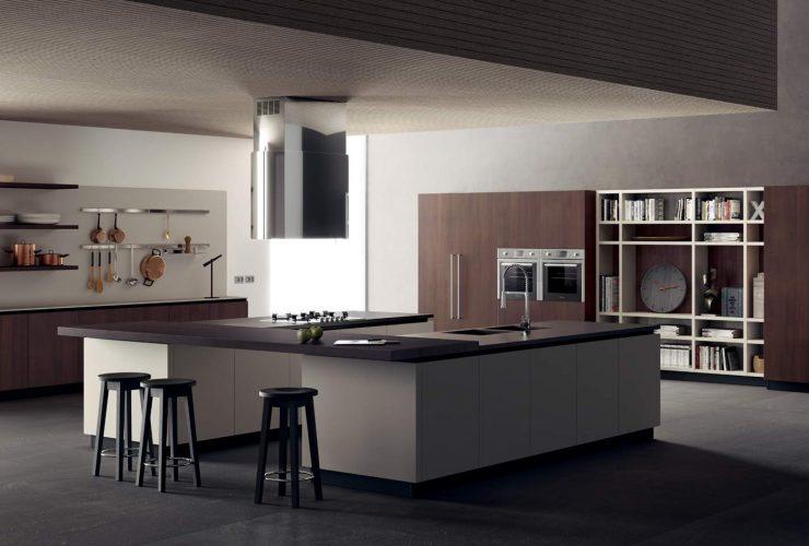 Supermobili Acilia presenta la cucina Liberamente   Supermobiliroma