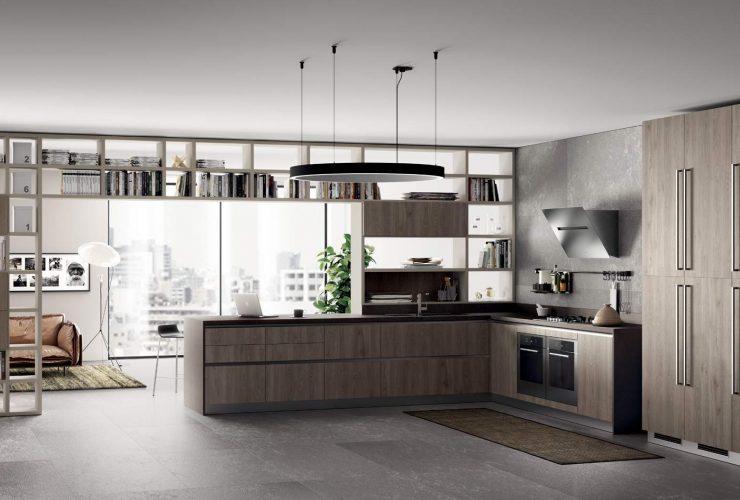 Supermobili Acilia presenta la cucina Liberamente | Supermobiliroma