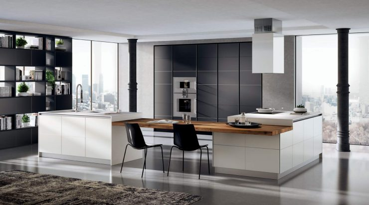 Supermobili Acilia presenta la cucina Sax | Supermobiliroma