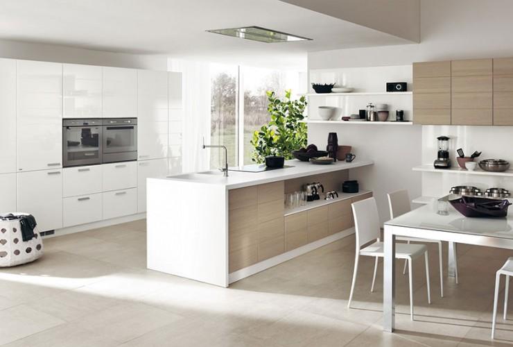 Supermobili Acilia presenta la cucina Open | Supermobiliroma