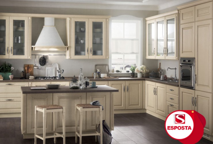 Supermobili Acilia presenta la cucina Madeleine | Supermobiliroma