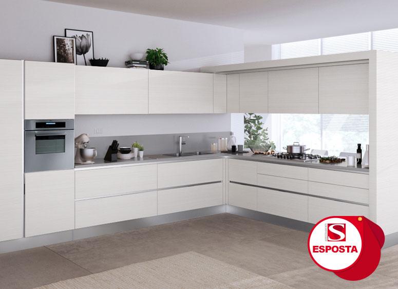 Supermobili Acilia presenta la cucina Scenery | Supermobiliroma