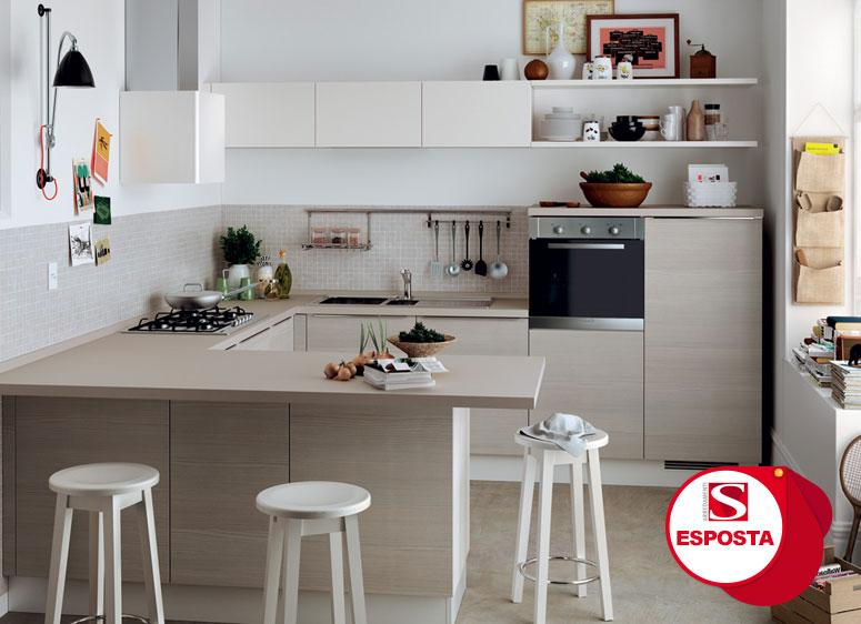 Supermobili acilia presenta la cucina urban supermobiliroma - Cucina qualita prezzo ...