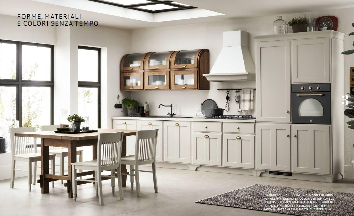 Scavolini presenta la nuova cucina Favilla | Supermobiliroma