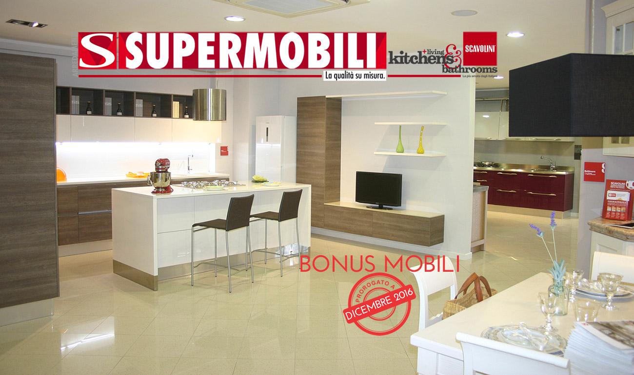 Bonus mobili prorogato per tutto il 2016 supermobiliroma for Bonus mobili 2016