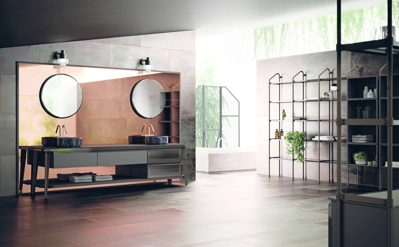 scavolini bagno partecipa a cersaie 2016 supermobiliroma. Black Bedroom Furniture Sets. Home Design Ideas
