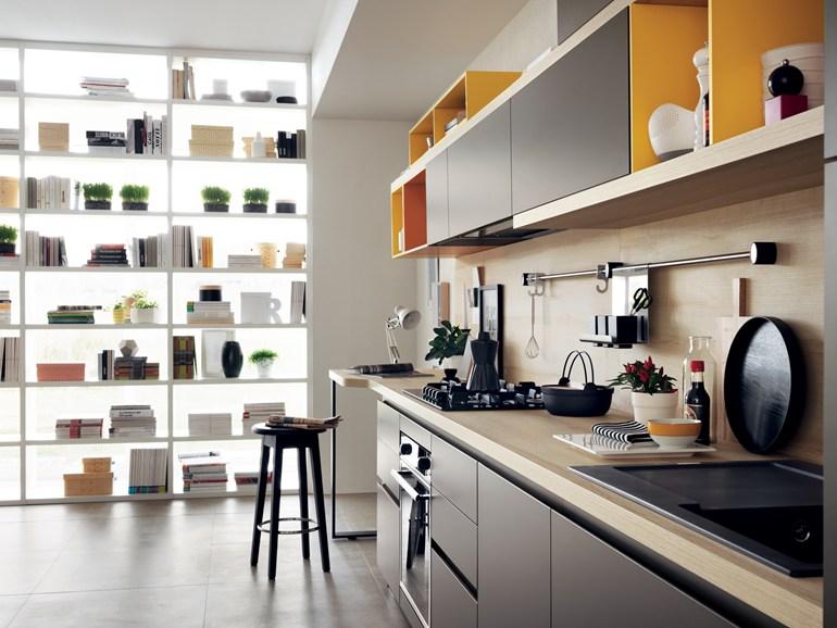 Cucine Super Moderne. Disegno Cucine Lussuose Moderne Cucine ...